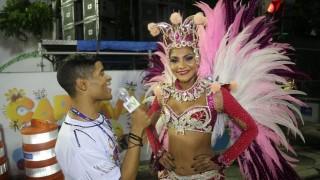 🎉 Carnaval Plus TV 2018 || Bárbara Reis – Musa da Viradouro