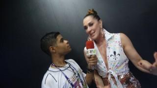🎉 Carnaval Plus TV 2018 || Claudia Raia no Nosso Camarote