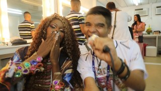 🎉 Carnaval Plus TV 2018 || Cris Alves – Rainha de Bateria da Cubango