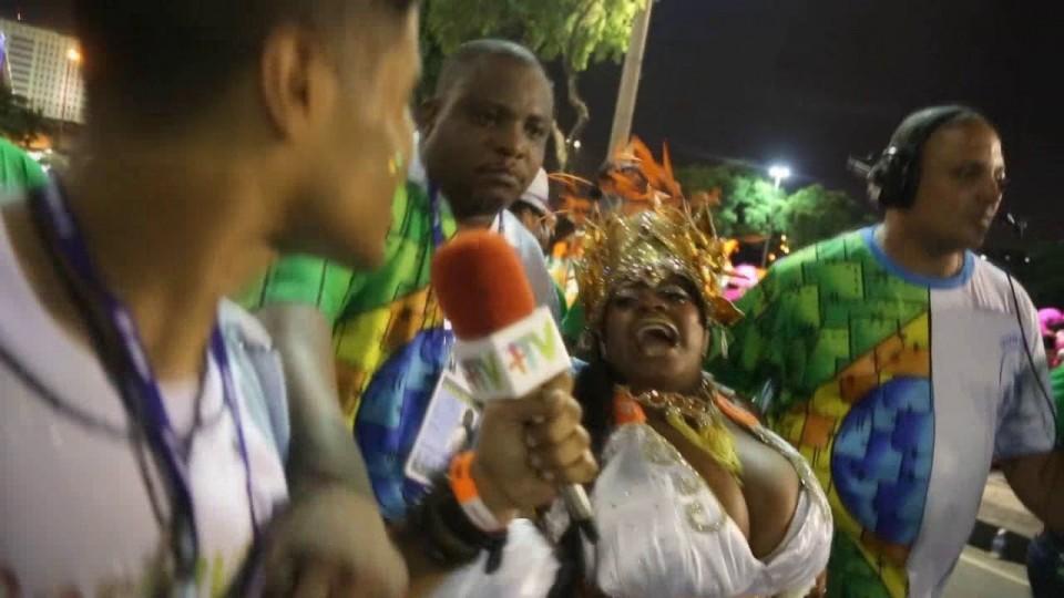 🎉 Carnaval Plus TV 2018 || Jojo Todynho – Rainha de Tudo