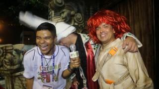 🎉 Carnaval Plus TV 2018 || Lucas Veloso e Rodrigo Fagundes na Viradouro