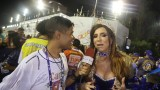 🎉 Carnaval Plus TV 2018 || Marisa Orth na Unidos da Tijuca