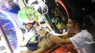🎉 Carnaval Plus TV 2018 || Paola Poliny – Destaque da Grande Rio