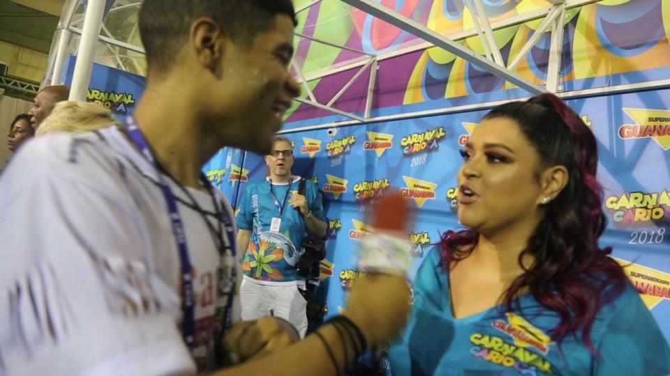 🎉 Carnaval Plus TV 2018 || Preta Gil no Camarote Guanabara