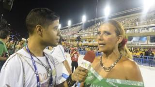 🎉 Carnaval Plus TV 2018 || Rita Cadillac no Camarote da Grande Rio
