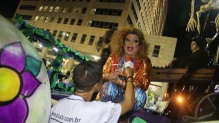 🎉 Carnaval Plus TV 2018 || Suzy Brazil na Unidos da Tijuca