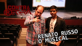 🎭 CONTRAREGRA || Renato Russo: O Musical – Entrevista Bruce Gomlevsky
