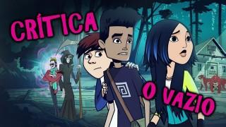 📺 DESCONTROLADO || O Vazio – Crítica da Nova Série de Animação da Netflix