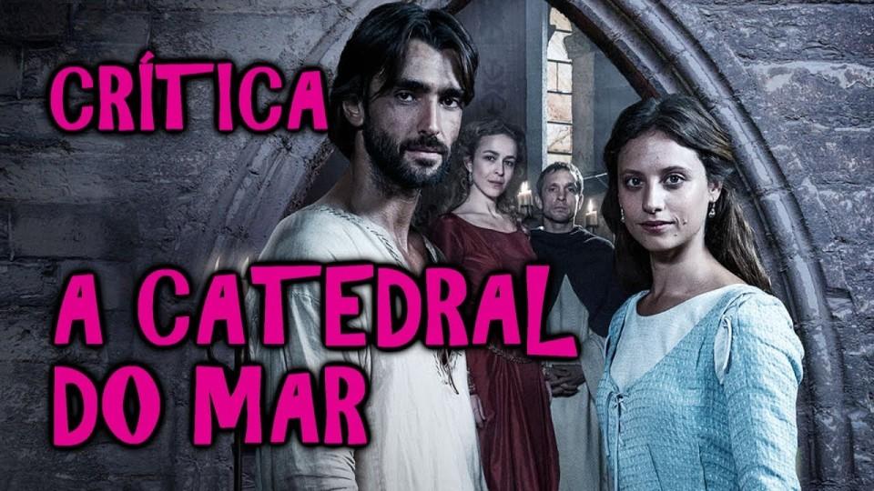 📺 DESCONTROLADO || A Catedral do Mar – O Livro é Melhor Que a Série da Netflix?