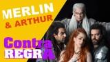 🎭 CONTRAREGRA || Merlin e Arthur, Um Sonho de Liberdade | Entrevista com Paulinho Moska