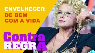 🎭 CONTRAREGRA || Xuxa e Madonna | A Velhice Incomoda?