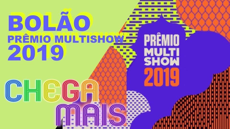 🎧 Indicados Prêmio Multishow 2019